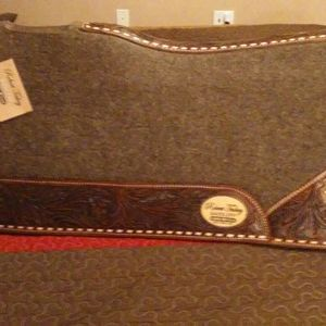 NWOT Felt Saddle Pad